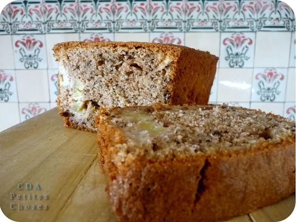 Cake Pomme Noix Amande Raisen Secs