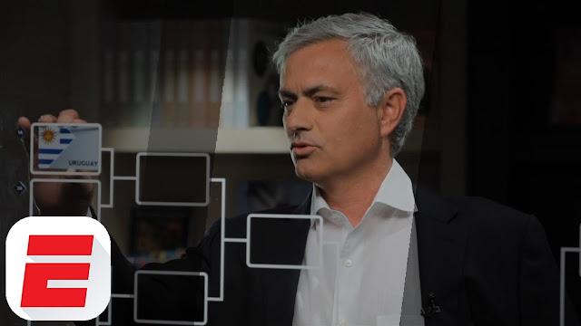 mourinho-russia 2018