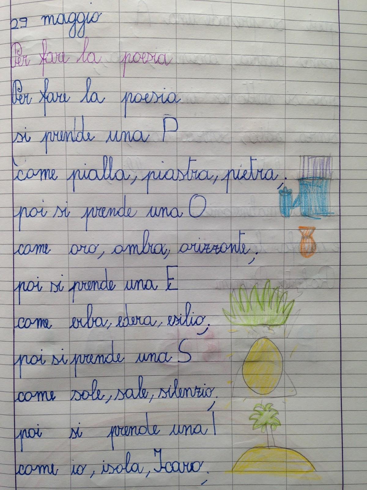 Poesie Di Natale Roberto Piumini.Apedario Per Fare La Poesia
