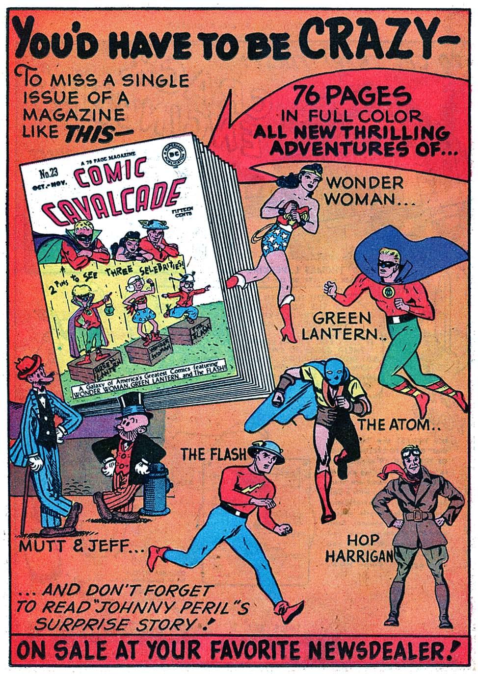 Read online All-American Comics (1939) comic -  Issue #90 - 32