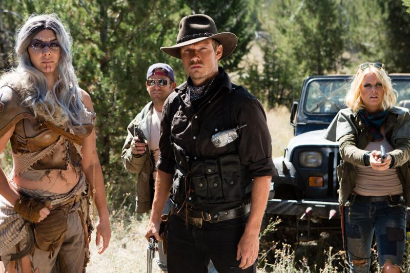 MOVIES: Dead 7 - Nick Carter & Joey Fatone Take on Zombies in Original SyFy Movie