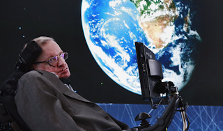 "Stephen Hawking says Trump's climate policies are pushing Earth toward an irreversible ""tipping point"""