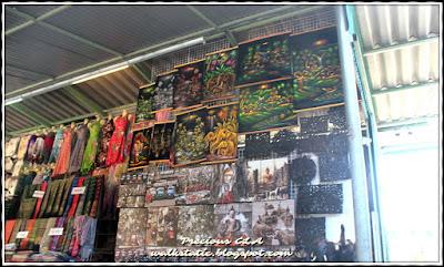 Kota Bangkok, Thailand Dunia Bagi Kaki Shopping