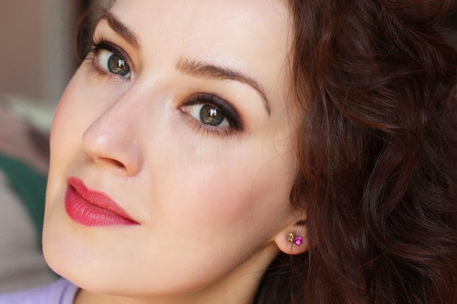Makijaż :: Bardziej jesiennie<br>– makijaż i garść minirecenzji