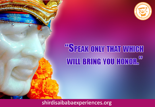 Shirdi Sai Baba Blessings - Experiences Part 2603