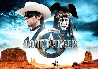 The Lone Ranger (2013) Dual Audi Hindi - English Download 400MB