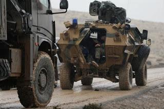 Τουλάχιστον 260 άνδρες μέλη του ΙΚ σκοτώθηκαν στην επιχείρηση στην Αφρίν