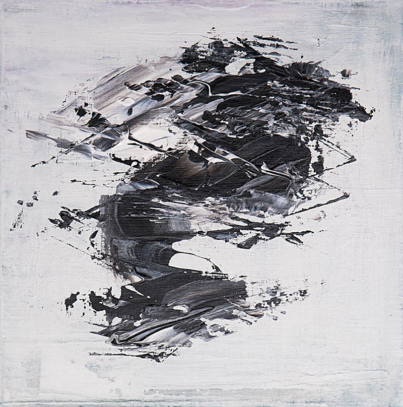 Abstract Expressionism by David Stegmann.