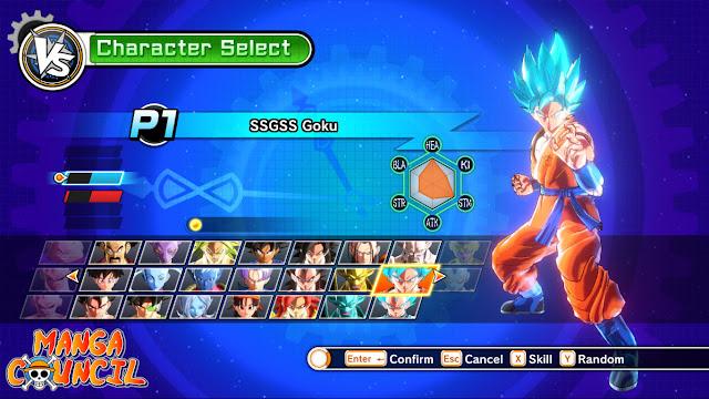 Dragon Ball XenoVerse Save Game
