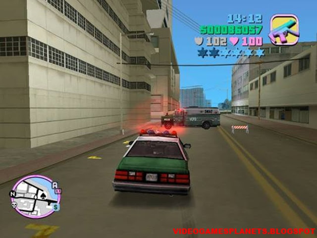 gta vice city highly compressed download for pc