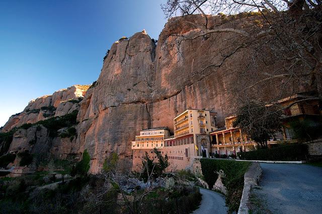 Το παλαιότερο μοναστήρι της Ελλάδας, στα Καλάβρυτα (βίντεο)