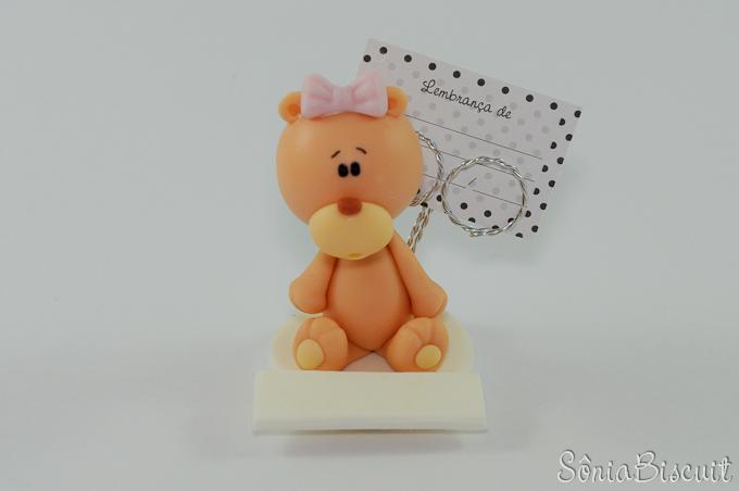 Ursinha Biscuit Lembrancinha