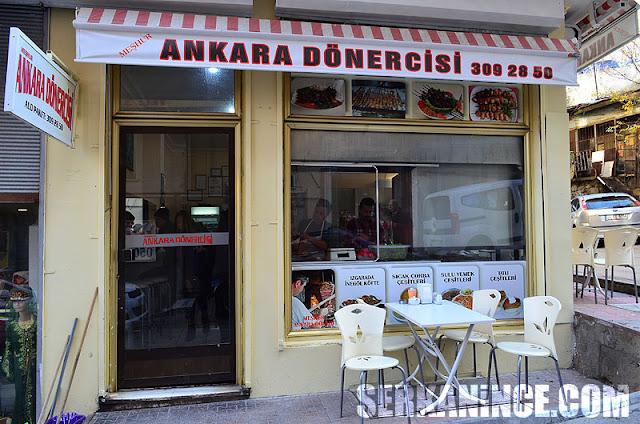 Ankara Ulus Et Döner Rehberi