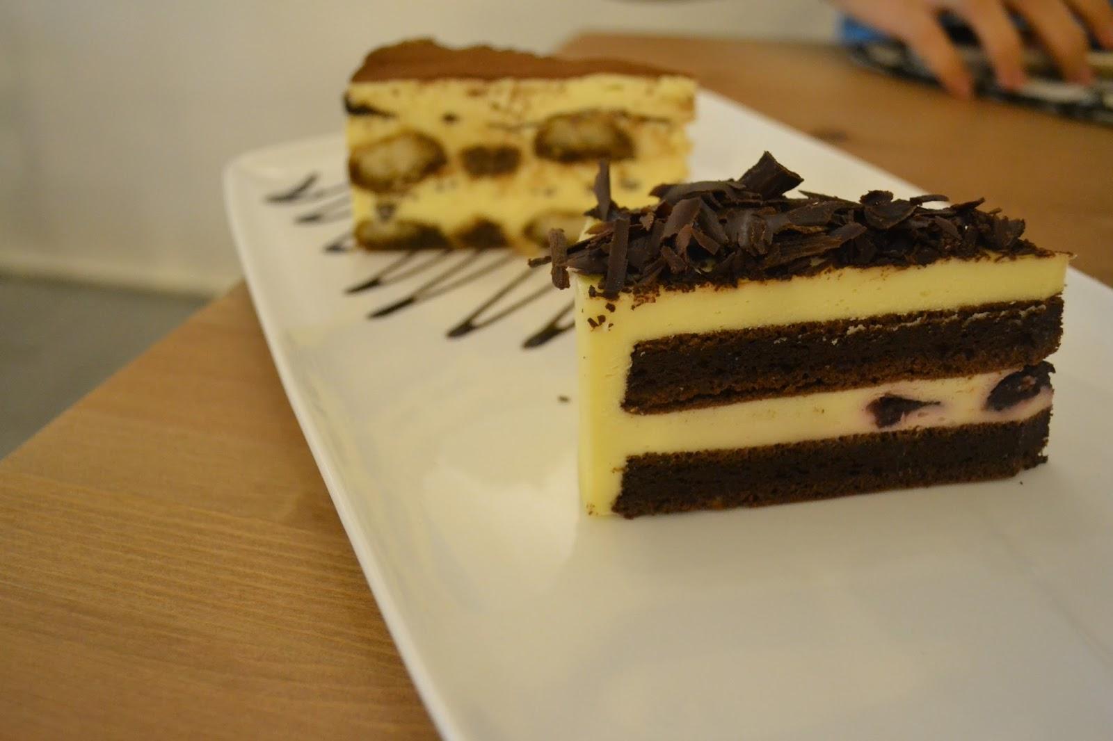 Hinz Chocolate Mousse Cake
