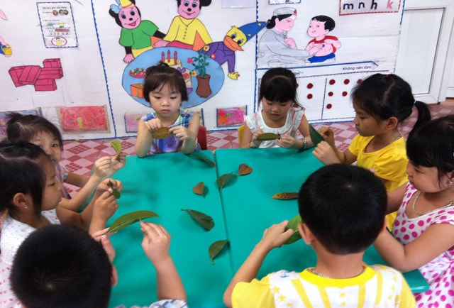 Sáng kiến kinh nghiệm trò chơi dân gian cho trẻ mẫu giáo lớn 5 - 6  tuổi