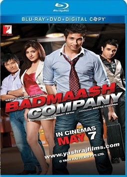 Badmaash Company 2010 Hindi 720p BRRip 1GB AAC 5.1