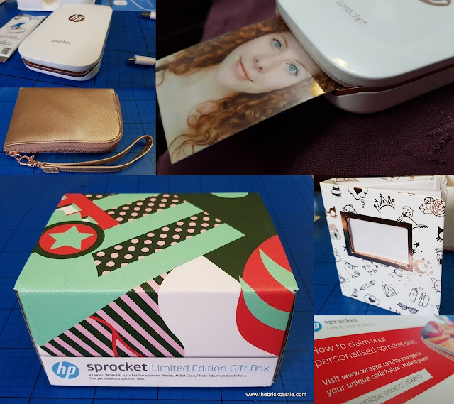 HP Sprocket Photo Printer with Zink inkless printing review