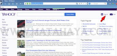 Cara Bikin Email Yahoo