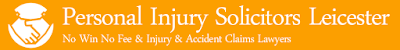 personal injury solicitor leicester, personal injury lawyer leicester