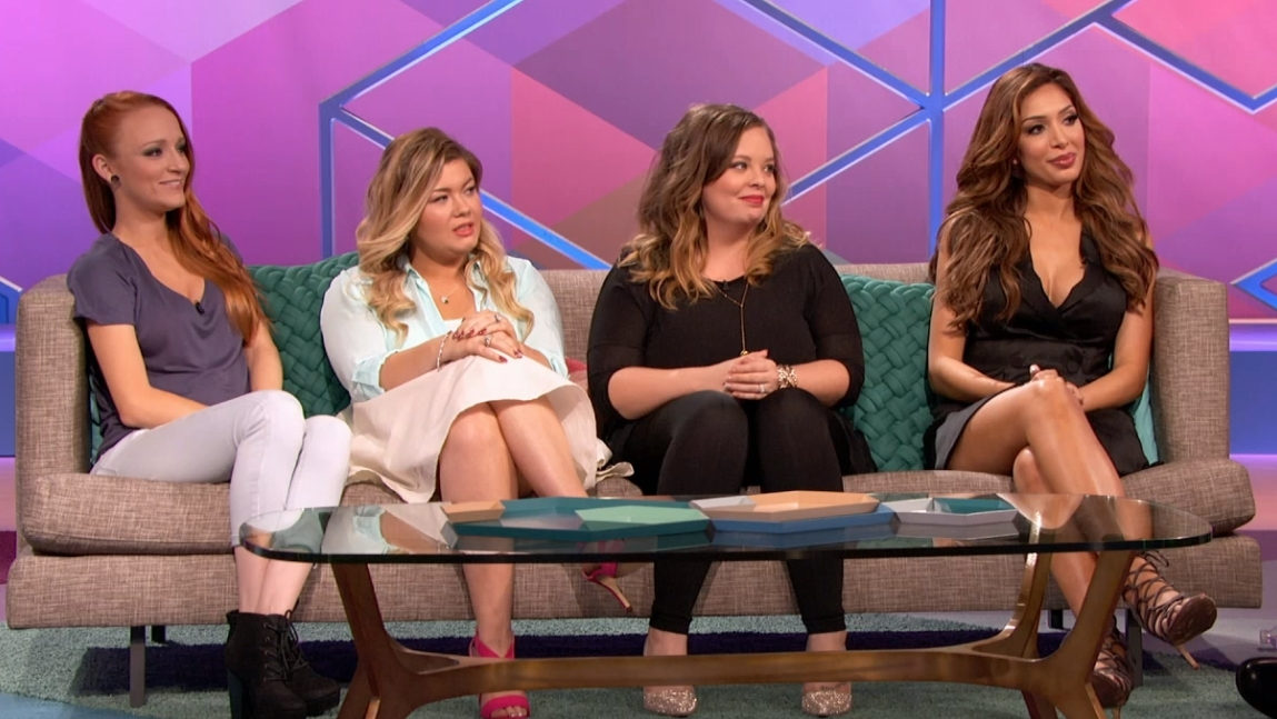 Teen Mom Og New Check-Up With Dr Drew  Part Ii-1488
