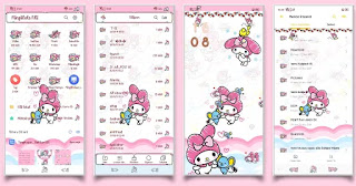 My Melody Love Theme for VIVO All Versi 6