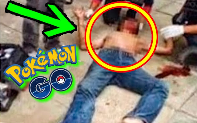 accidentes por pokemon go - chincha.info