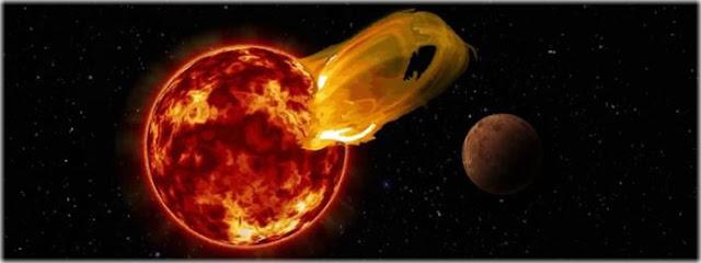 explosão extrema atingiu planeta proxima b