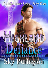 HIGHLAND DEFIANCE (Book 1- The MacLomain Series Early Years)
