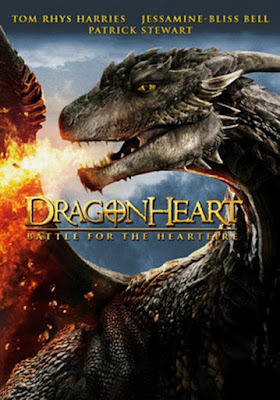 Dragonheart: Battle For The Heartfire 2017 DVD R1 NTSC Latino