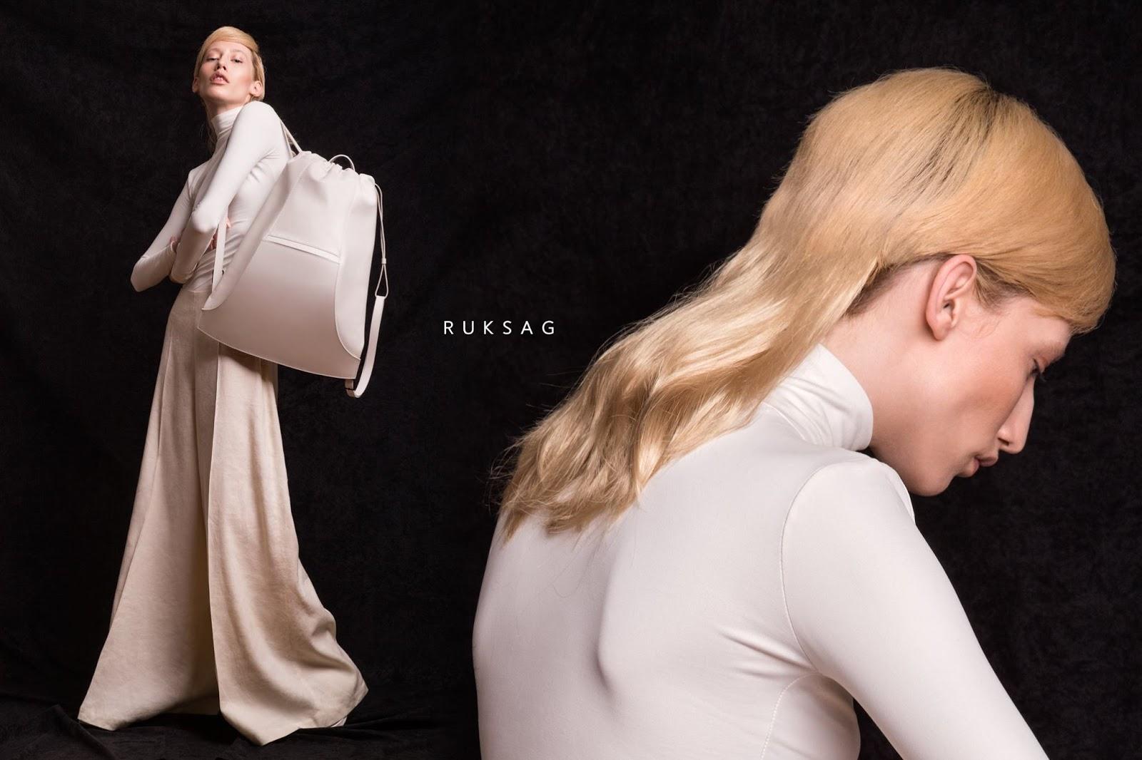 Ana Acimovic srpski modeli: marina krtinić za ruksag 2016.