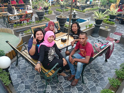 hang out with friends