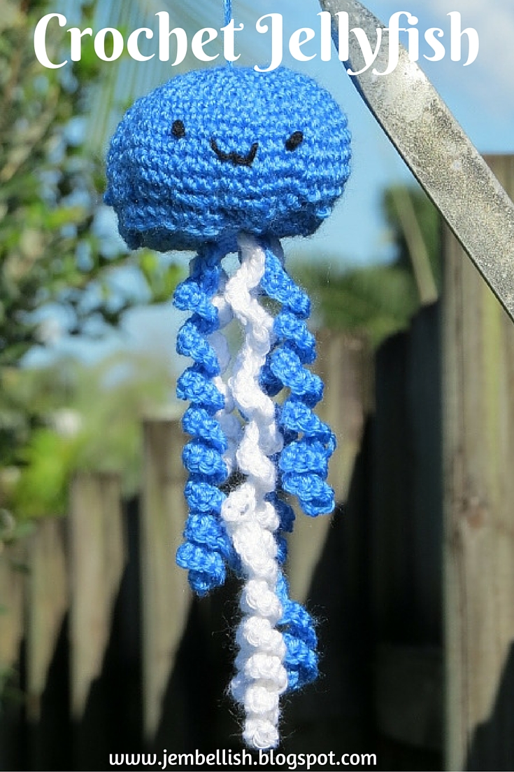 Creating my way to success crochet jellyfish bankloansurffo Choice Image