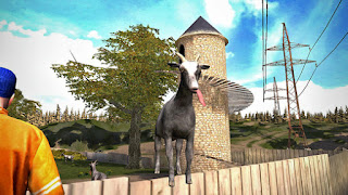 -GAME-Goat Simulator vers 1.9.7