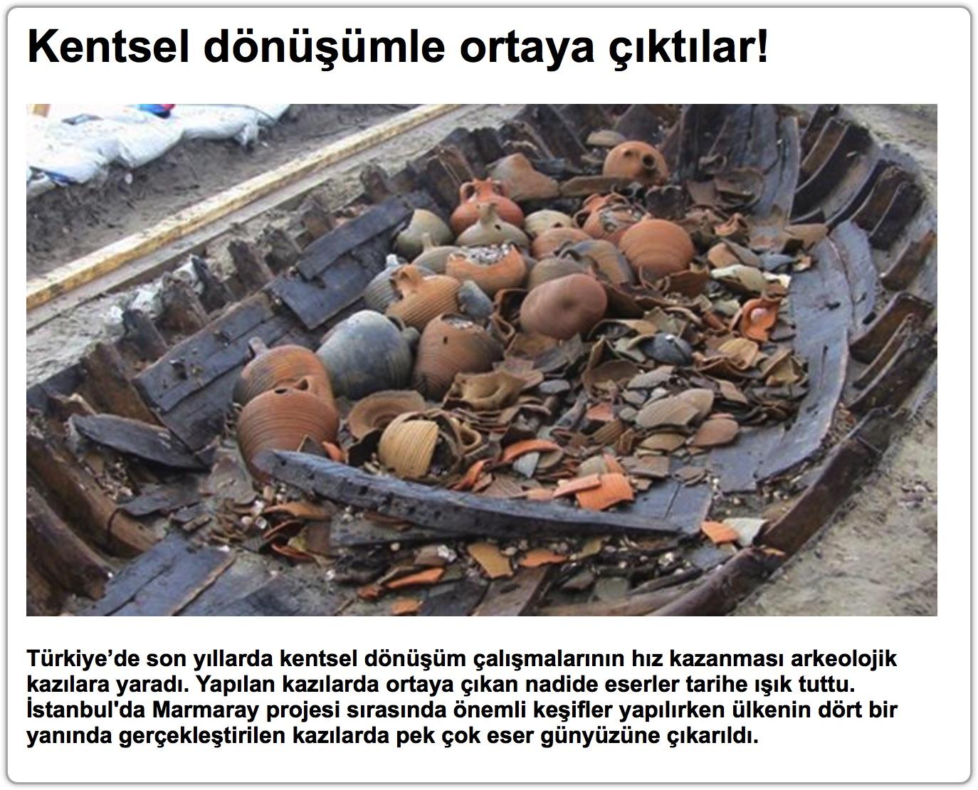 Hem Müze Hem Metro: Beşiktaşta Bulunan 5.500 Yıllık Mezarlar Yerinde Sergilenecek 45