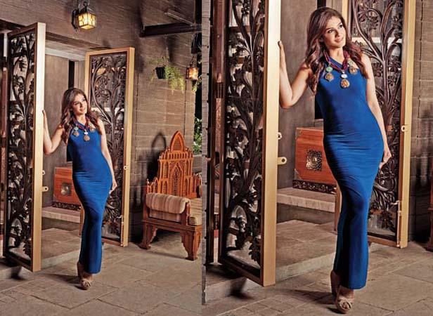Actress Raveena Tandon House Pics Mere Pix