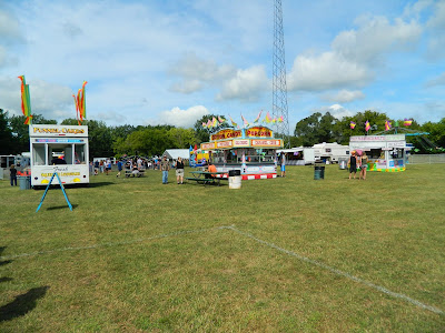 Carnival food at Sumner Daze Festival