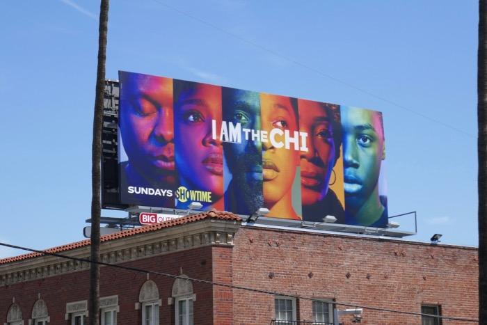 The Chi season 2 billboard