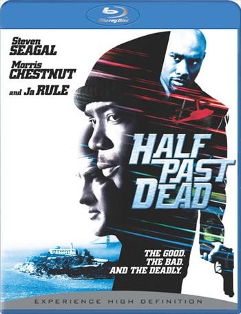 Half Past Dead 2002 Dual Audio Hindi 720p BRRip 850mb