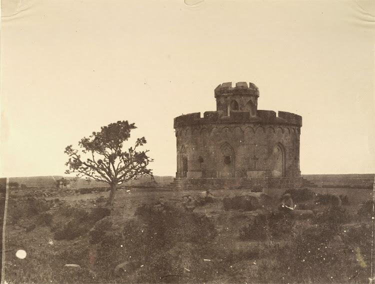 Flagstaff Tower - Delhi 1858