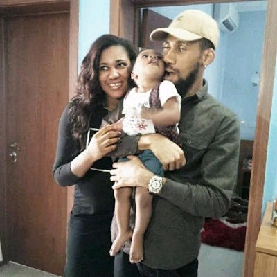 Phyno, His Mother, Sister And Brother In New Photos