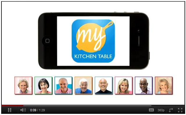 Rick Stein My Kitchen Table