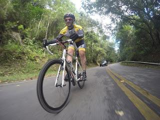Braddocks Team vem ao Jaraguá ao menos seis vezes por ano, onde realiza treinos com suporte de carro de apoio, mecânicos de bicicleta e monitores