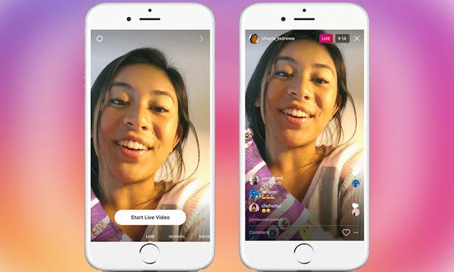 Cara Menggunakan Fitur Live di Instagram