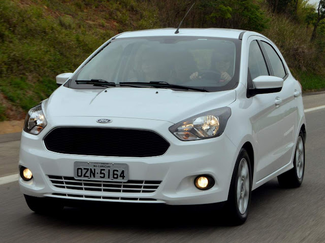 Ford: sistema de revisão anual ou com 10 mil km