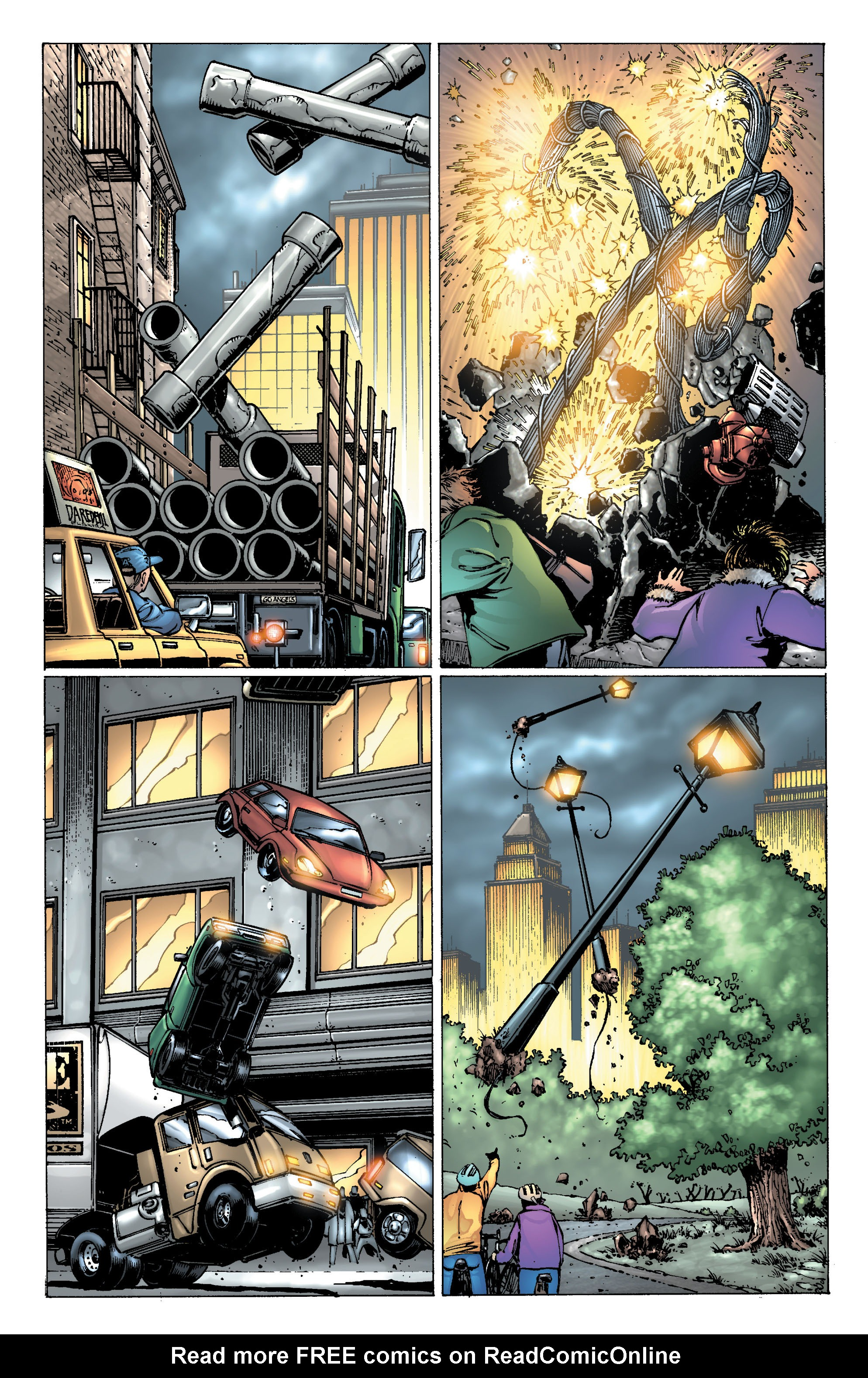 Read online Ultimate X-Men comic -  Issue #25 - 25