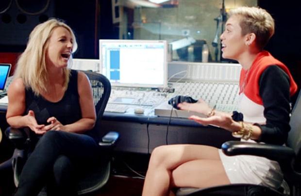 Miley Cyrus opinó sobre la felicidad de Britney Spears