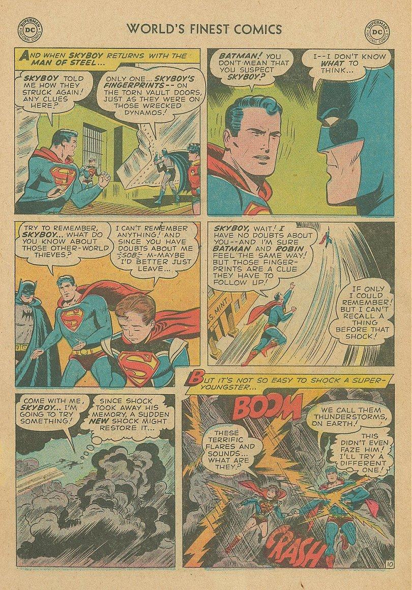 Read online World's Finest Comics comic -  Issue #92 - 25