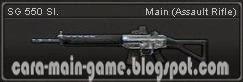 Senjata Point Blank SG 550 Sl.