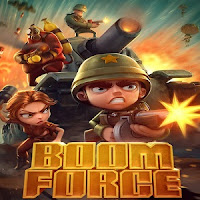 Boom Force: War Game APK MOD