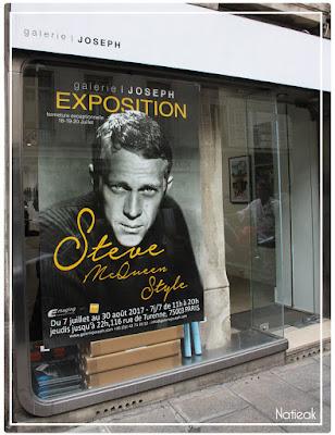 Galerie Joseph Exposition Steve McQueen